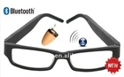 GSM bluetooth glasses with invisible wireless earpieces