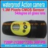 2011 New hd 720p,WaterProof Sports Action Helmet portable camera