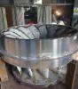 Mix-Flow Water Turbine Runner