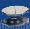 orginal factory quality auto brake pads OE No.04465-26030 for 4Y/Nanhai Fudi/Great Wall pickup