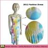 2012 women casual dresses