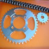428-38t Motorcycle Chain and Sprocket Kits