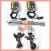 12V 35W H10 3000K Silvery Beam HID Xenon Bulbs Ballast Kit gold yellow H10 HID Xenon Bulb [C510]