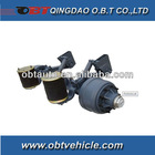 OBT Semi Trailer steering axle with lift air suspension