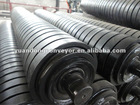 Length 1200mm rubber spiral conveyor roller