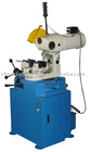 Manual metalic disc saw machine