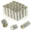 Magnetic Clasps Closure Horizontal Striped Design with hole 6mm,PT-683