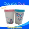Fashion lovers couple cups-new arrivel
