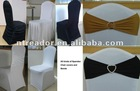 spandex chair covers and bands