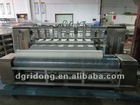 automatic ultrasonic non woven fabric cutting machine