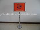 Aluminum poster stand(JCB13-1)