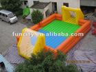 The Newest inflatable football playground