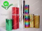 Aluminum foil + PET film + Heat-Sealable Adhesive+holographic film