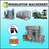 whirlston canned gas beverage process machine
