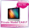 Private Model !! 1024*600 notebook tablet pc