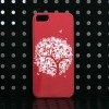 Top Quality Double Layer PC Material IML Case For Iphone 5