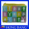 rectangle design carton picture PVC bag vinyl bags wholesale
