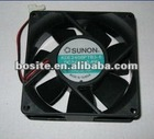 Taiwan to build the standard Sunon KDE2408PTB3-6 8025 24V 8cm converter fan