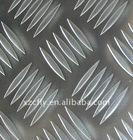 1050 H18 five bar aluminum tread plate
