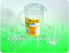plastic jug set