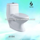 Hot Siphon One-piece Toilet Bathroom Ware