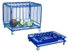 Folded ball cage