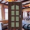 nice PVC veneer door