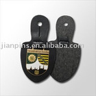 2012 High Quality Customized Leather Key Fob