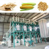 corn flour specifications for mill plant