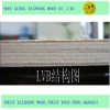 12mm thickness Poplar Laminated Veneer Lumber LVB Plywood