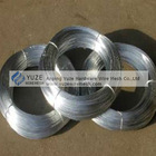 BWG16 Hot dip galvanized iron wire
