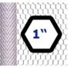 """Galvanized Chicken Wire Netting-1"""""""