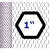 Galvanized Chicken Wire Netting-1""