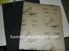 Silicon carbide dry abrasive paper sand paper sanding paper emary paper