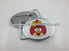 Supply cute kids belt buckle