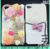 Most fashionable Cell phone Rhinestone Colorful Decorative Case