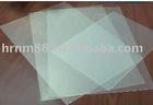 Semi-transparent frosting PET film
