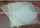 Semi-transparent frosting PET film