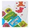 Cute custom foam sticker for promotion