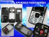 N79 mobile phone housings cell phone housing cover mobile phone accessories keypads Lens LCD parts battery covers