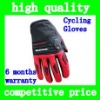 Microfiber Shockproof, ruggedized design full finger sports cycling gloves bicycle glove for riding bike