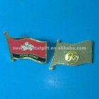 Hongkong Flag Lapel Pins A souvenir of a great achievenment!