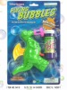 Popular B/O dinosaur bubble gun,bubble gun toys,plastic toys