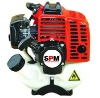 2 stroke gasoline engine