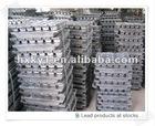 bulk lead ingots