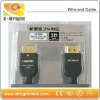 3D High Speed HDMI Cable M/M 1.4V 2m flat for sony hdmi cable