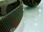 camouflage cotton belt