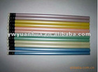 OEM black wooden HB pencil for student