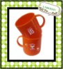 Plastic kids mug plastic water cup PP drinking cup LX880001