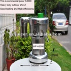 WF-A3000 commercial SS fruit juice extractor